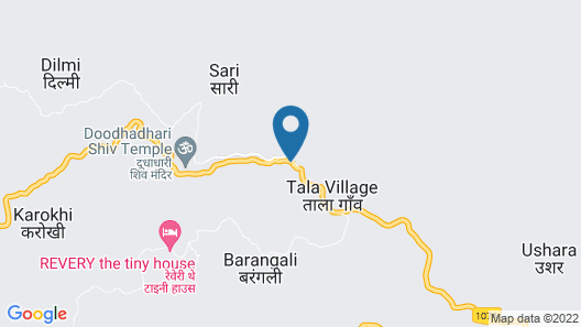 Hotel Hanumant Inn Map