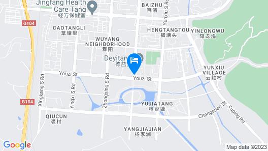 Novotel Deqing Moganshan Map