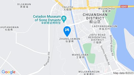 Xinyu Hotel Map