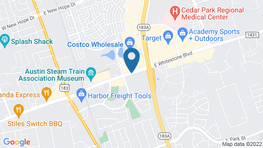 La Quinta Inn & Suites by Wyndham Austin - Cedar Park Map
