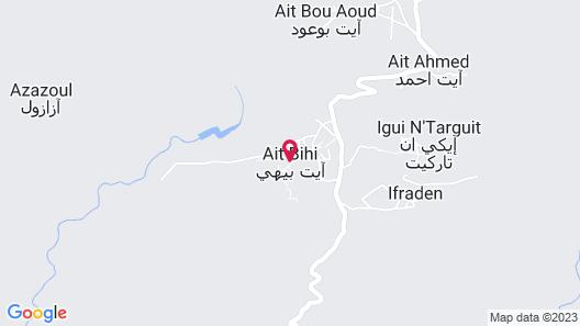 Tawsna Riad Map