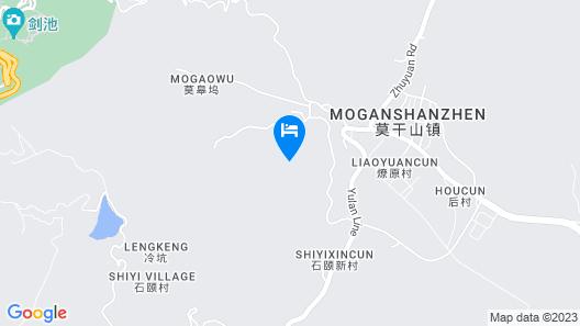 Moganshan Banduju Map