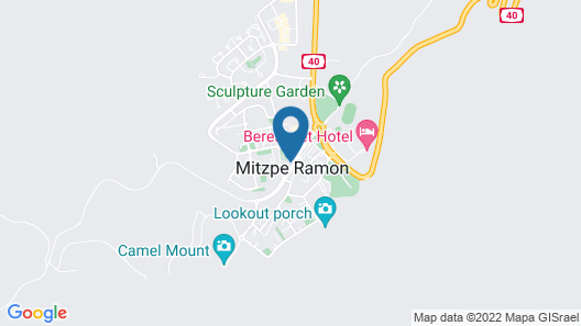 Boutique Hotel by Tzukim Map