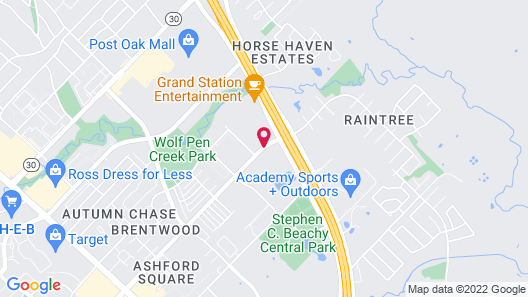 Country Inn & Suites by Radisson, College Station, TX Map