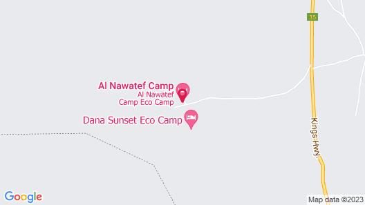 Al Nawatef Camp Map