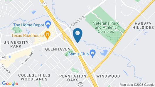 La Quinta Inn & Suites by Wyndham College Station North Map