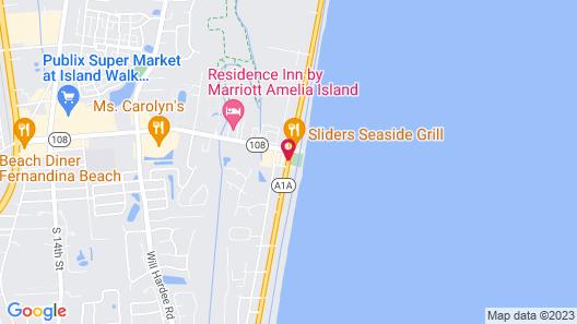 Era Fernandina Beach Realty Map