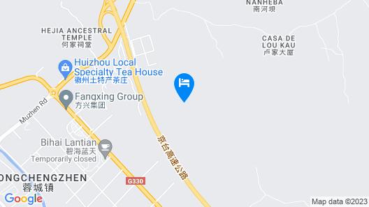 GreenTree Inn Jiuhua Moutain Qingyang Bus Station Express Hotel Map