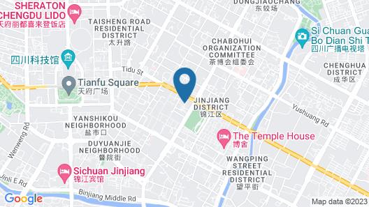 Niccolo Chengdu Map