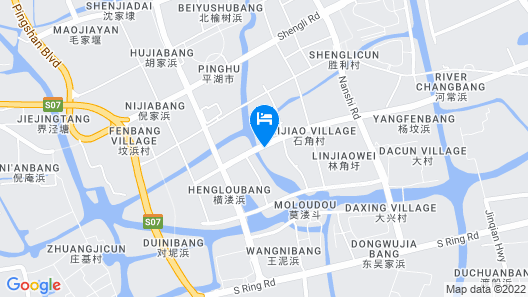 Pullman Jiaxing Pinghu Excellence (Opening March 2021) Map
