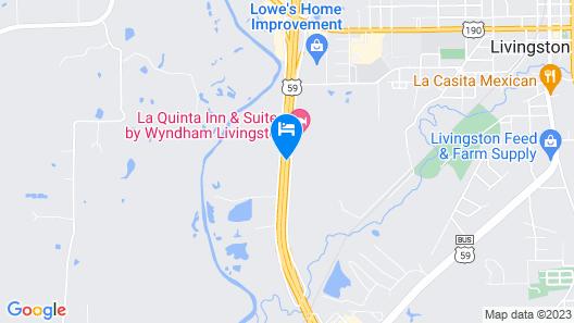 La Quinta Inn & Suites by Wyndham Livingston Map
