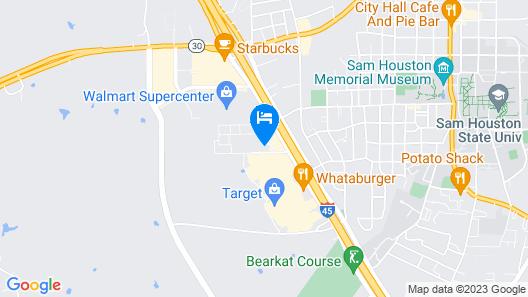 Fairfield Inn & Suites by Marriott Huntsville Map
