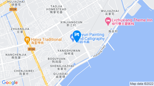 Metropolo Jinshanzui Village Hotel Map