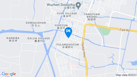 Wuzhen Wangfu Resort Villa Map