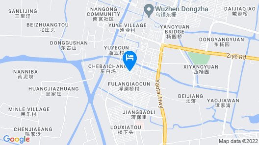 Wuzhen Yanqi Resort Villa Map