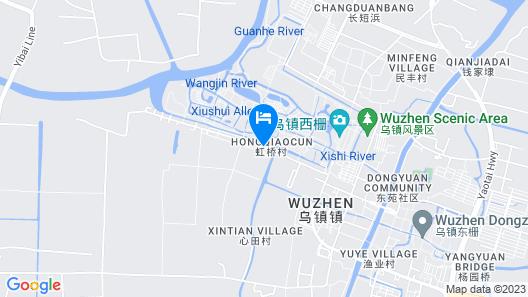 Wuzhen Tongyuan Shuixiang Guest House Map