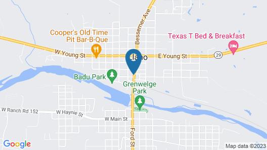 Days Inn & Suites by Wyndham Llano Map