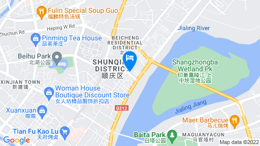 Tiancheng Holiday Hotel Map