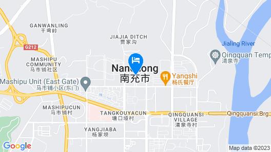 Junyuan Hotel Map