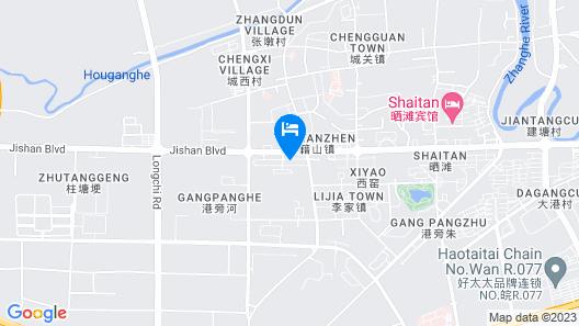 Vatica Wuhu Nanling Wannan Shangcheng Hotel Map