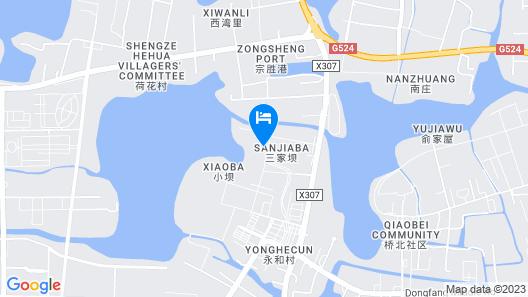 Shengshi Jin Jiang International Hotel Map