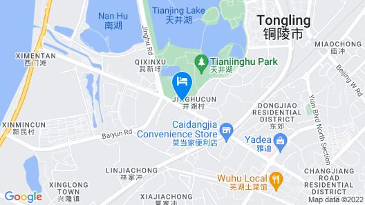 Jinhu Building Onelife Apartment Map
