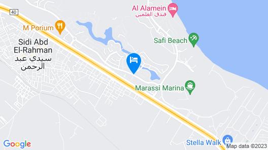 Marassi North Coast  Map