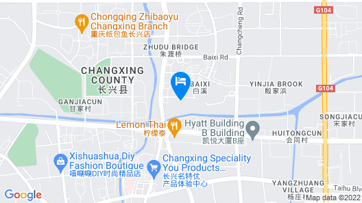 Atour Hotel Changxing Huzhou Map