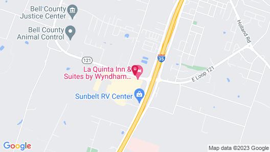 La Quinta Inn & Suites by Wyndham Belton - Temple South Map