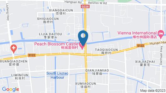 Venus International Hotel ( Shanghai Wild Zoo Shop) Map