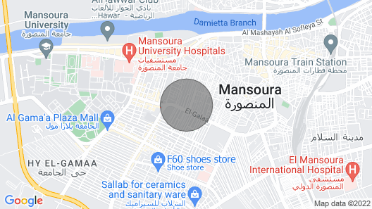 Apartments for rental Map