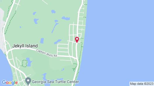 The Beachview Club Map