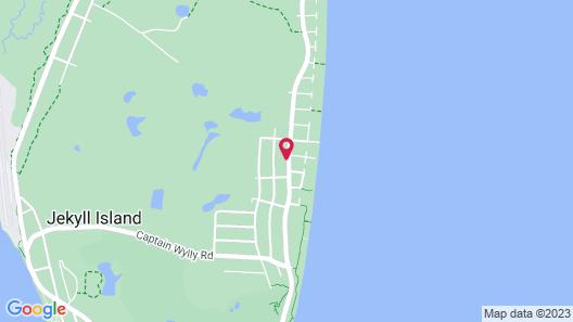 Newmans Beachview 3 Bedroom Home Map