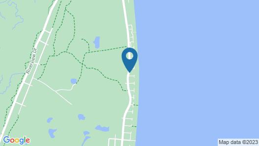 Jekyll Oceanfront Clarion Resort Map
