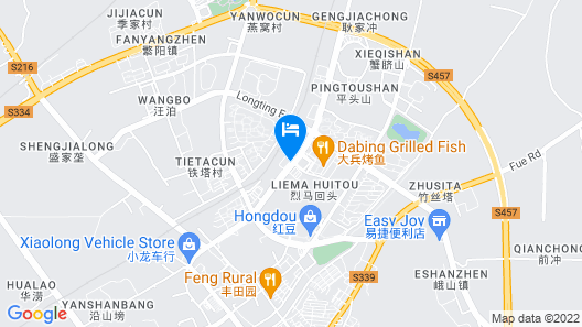 GreenTree Inn Wuhu Fanchang County Anding Road Hotel Map