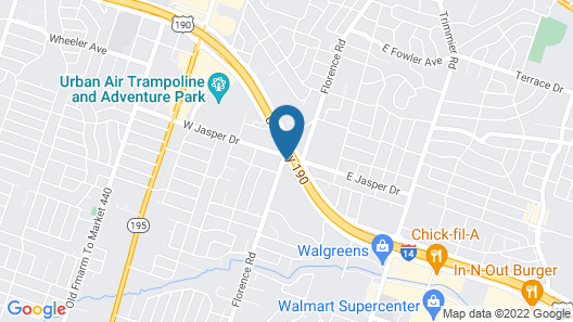 Fairfield Inn by Marriott Killeen Map