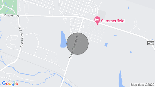 Killeen, TX Home Away From Home! Map