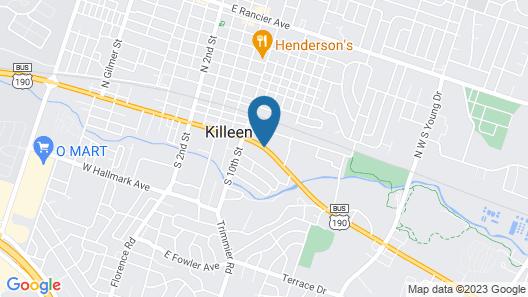 Motel 7 Map