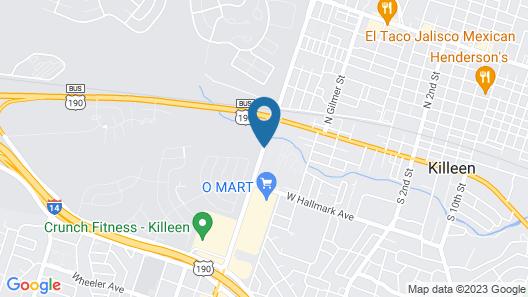 Stratus Suites - Boutique Hotel Map