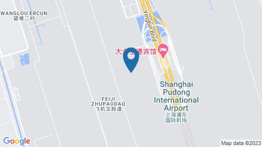Dazhong Airport North Map