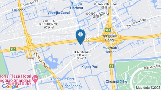 Jiletang Hot Spring Hotel Map
