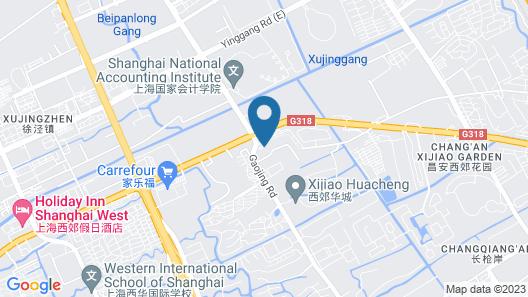 Melia Shanghai Hongqiao (NECC) Map