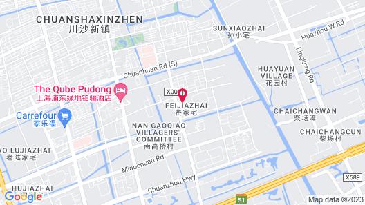 Royal International Hotel Map