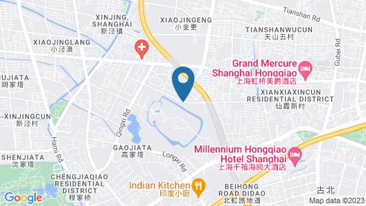 Miramar Apartment Map