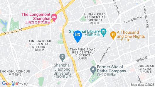 Innocondo Xuhui Xingguo Map
