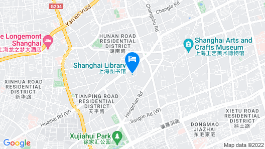 JY Distributed Theme Hotel Apartment Map