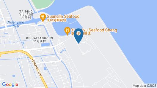Primus Hotel Shanghai Sanjiagang - Pudong International Airport / Disney Map