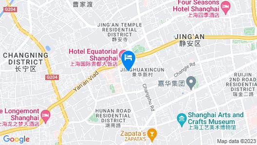The Kunlun Jing An Map