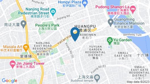 Hao Du Hotel Map