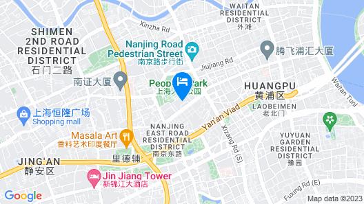 VK House No.3 City Center Map
